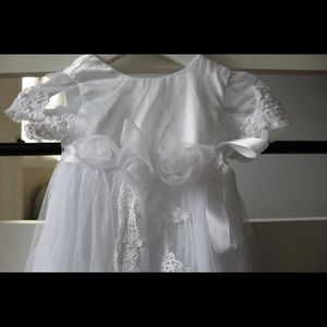 Other - Baptismal Gown & Matching Headband